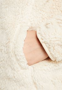 Burton - LYNX HOOD - Sweat polaire - creme brulee - 3