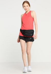 Nike Performance - SHORT 2-IN-1 - Sports shorts - black/white - 1