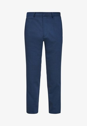 MIT HYPERSTRETCH - Suit trousers - blue