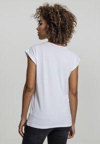 Merchcode - COCA COLA  - Print T-shirt - white - 1