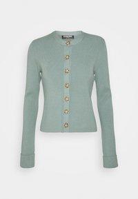Fashion Union Tall - FLOWLER CARDI - Kardigan - green - 0