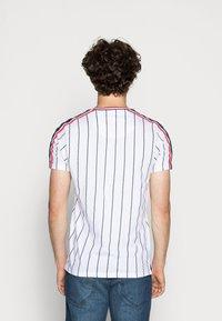 Brave Soul - TIGON - Camiseta estampada - white - 2