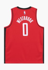 Nike Performance - NBA RUSSELL WESTBROOK HOUSTON ROCKETS - Squadra nazionale - red