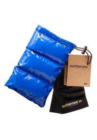 Sunheroes - SUNHEROES SPUTNIK - Zonnebril - matt black & silver-coloured - 3
