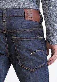 G-Star - 3301 STRAIGHT - Jeans Straight Leg - hydrite denim - 5