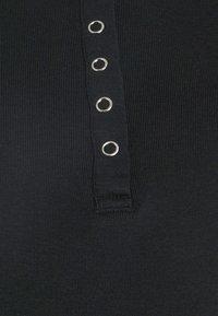 Cotton On - MATERNITY HENLEY SHORT SLEEVE - T-shirt basic - black - 5