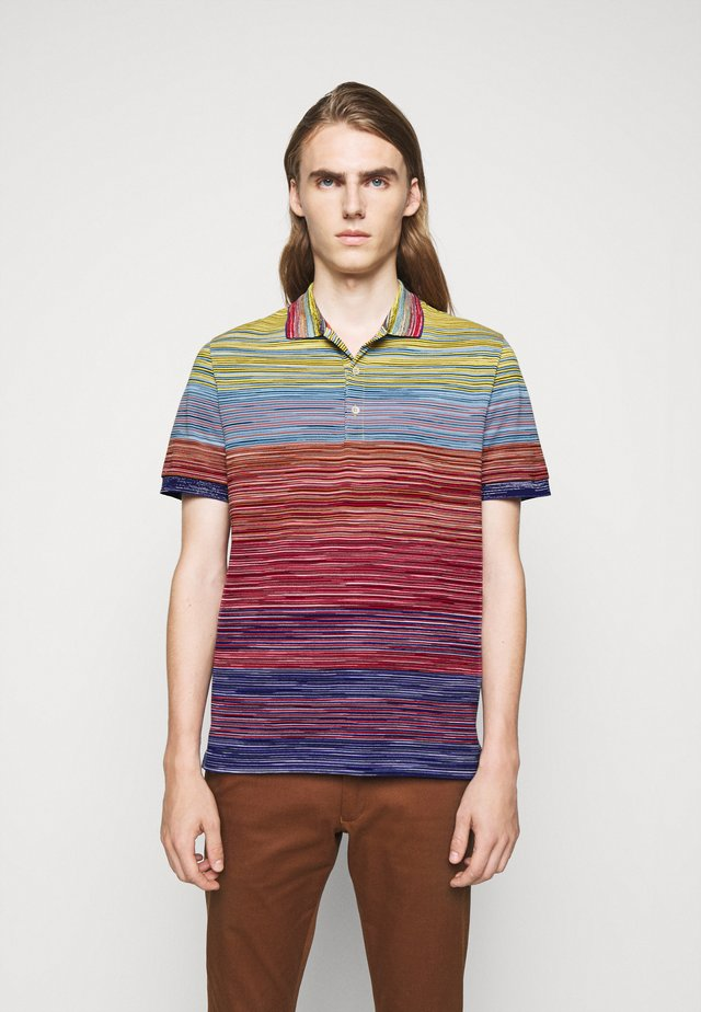 SHORT SLEEVE  - Polo shirt - multi-coloured