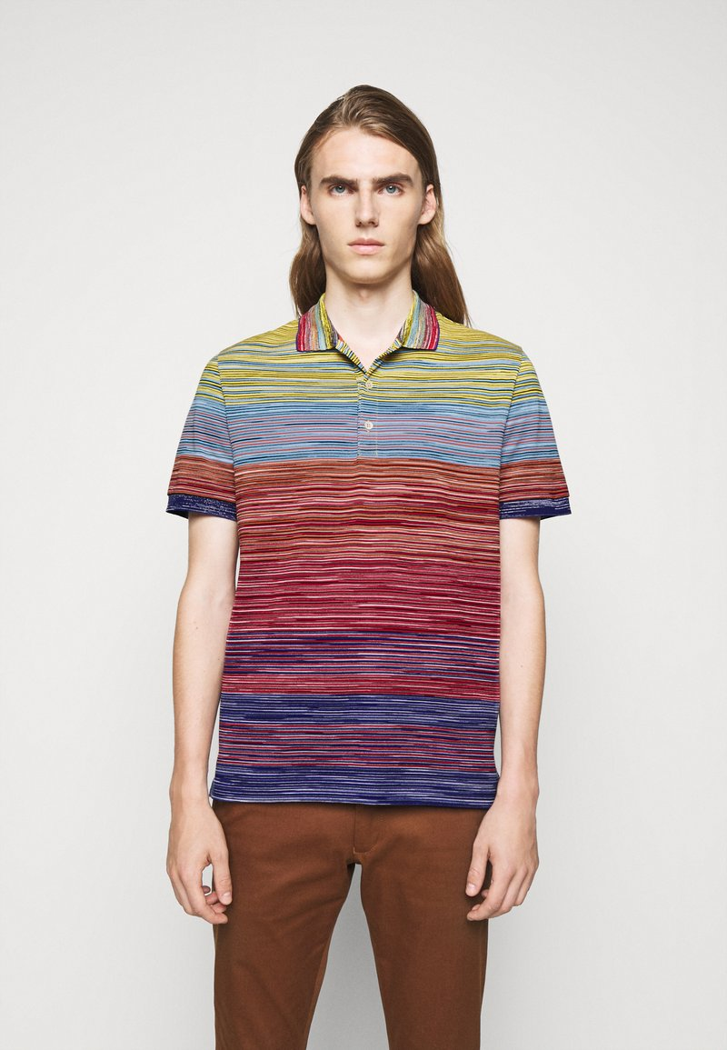 Missoni - SHORT SLEEVE  - Polo - multi-coloured