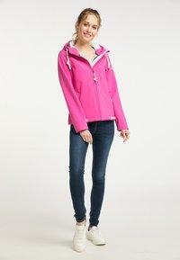Schmuddelwedda - Outdoor jacket - pink - 1