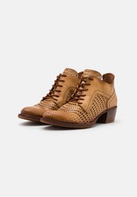Felmini - DRESA - Lace-up heels - tan - 2