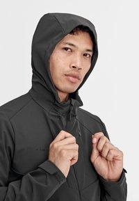 Mammut - Soft shell jacket - phantom - 3