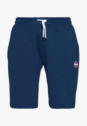 BERMUDA PANTS - Tracksuit bottoms - navy blue