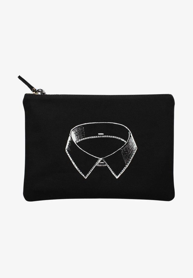 ZIPPER POUCH - Trousse - gentleman