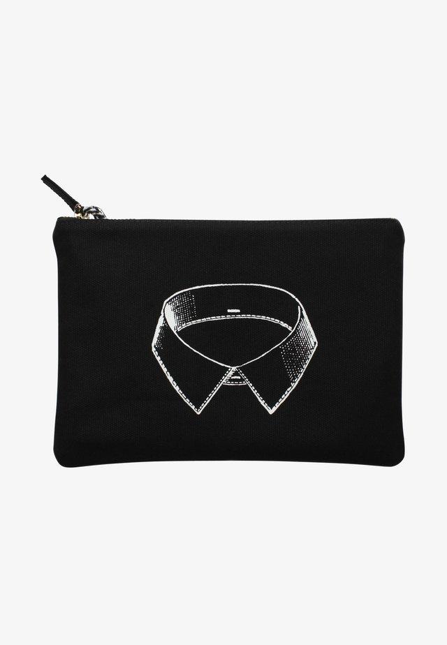 ZIPPER POUCH - Wash bag - gentleman