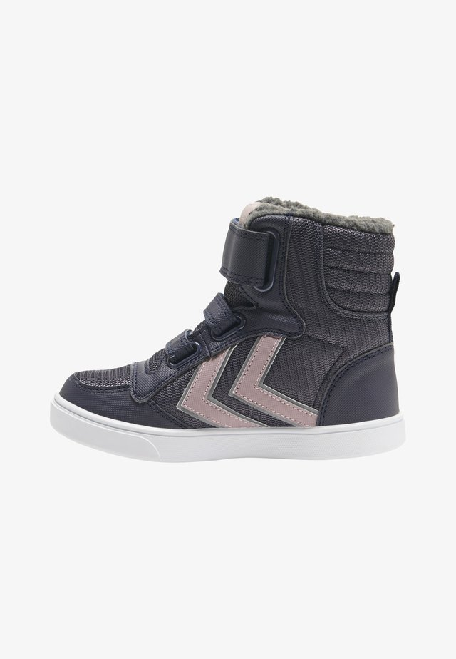 STADIL POLY MID - High-top trainers - dark grey