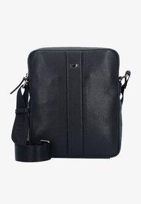 Braun Büffel - TURIN  - Across body bag - black - 0