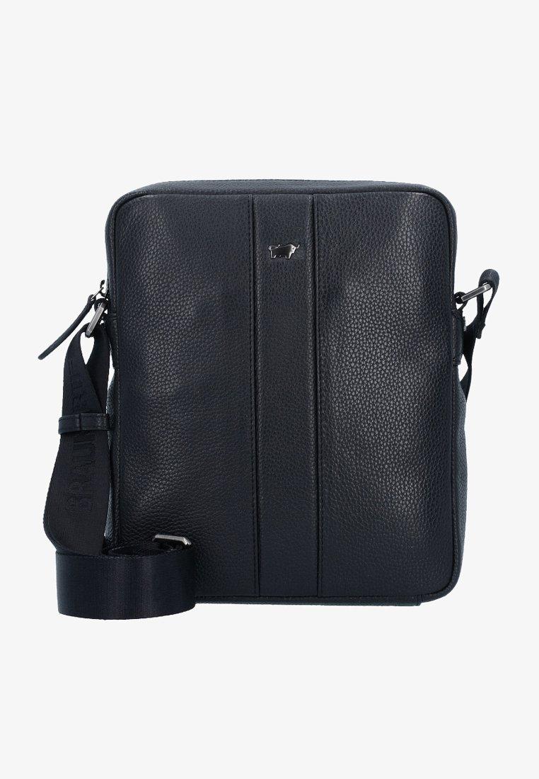 Braun Büffel - TURIN  - Across body bag - black