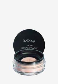 IsaDora - LOOSE SETTING POWDER GLOW - Setting spray & powder - glow - 2