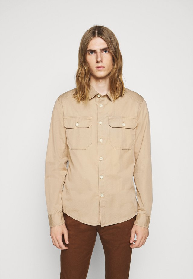 PHASMO - Koszula - beige