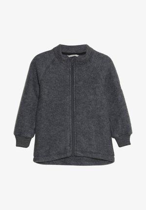 JACKET - Fleecejakke - melange grey