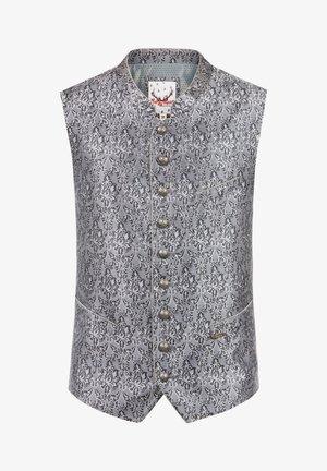 JORDAN - Waistcoat - grey