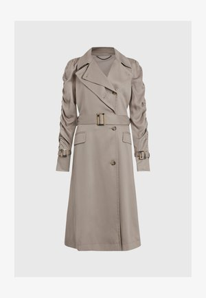 Trenchcoat - grey