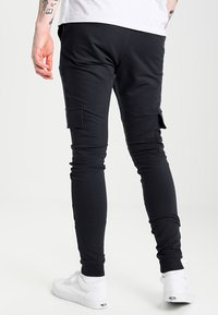 Only & Sons - ONSKENDRICK - Tracksuit bottoms - dark navy - 2