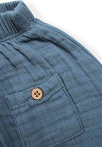Cigit - MUSLIN  - Pantalones - blue - 2
