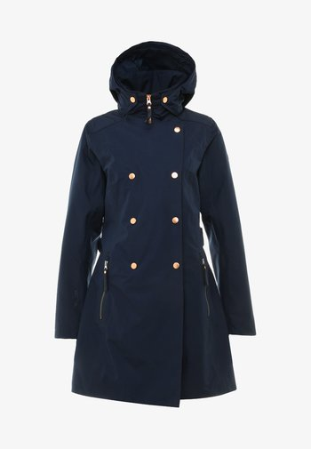 WELSEY TRENCH - Trenchcoat - navy