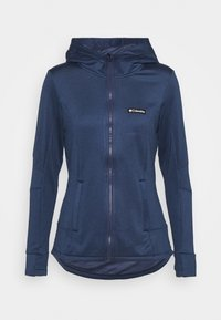 Columbia - WINDGATES TECH NOCTURNAL HEATH - Fleece jacket - nocturnal heather - 0