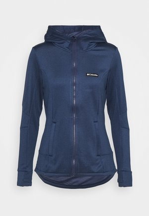 WINDGATES TECH NOCTURNAL HEATH - Fleece jacket - nocturnal heather