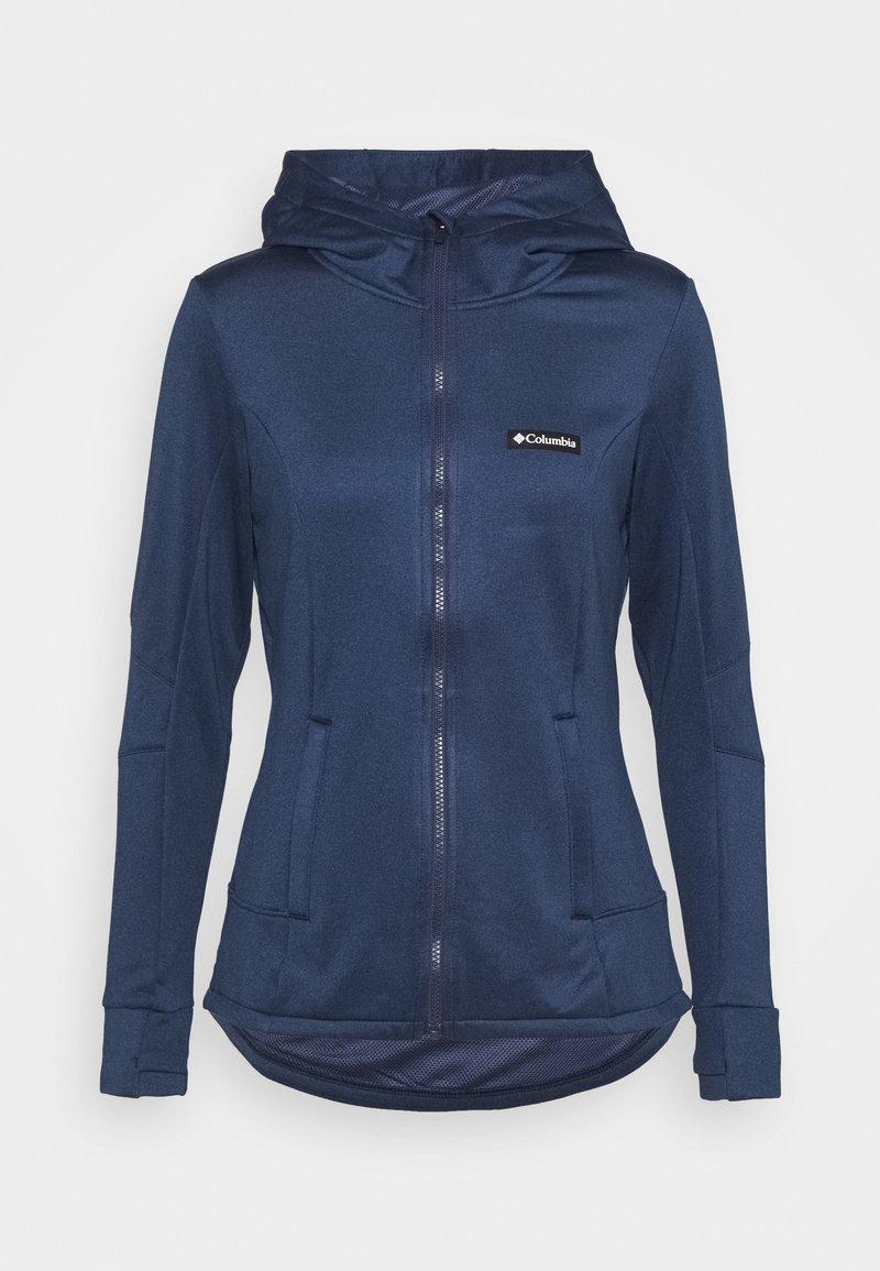 Columbia - WINDGATES TECH NOCTURNAL HEATH - Fleece jacket - nocturnal heather