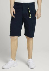 TOM TAILOR DENIM - Shorts - sky captain blue - 0