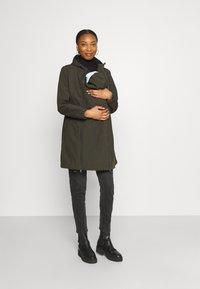 Noppies - 3-WAY GLEASON - Winter jacket - olive - 1