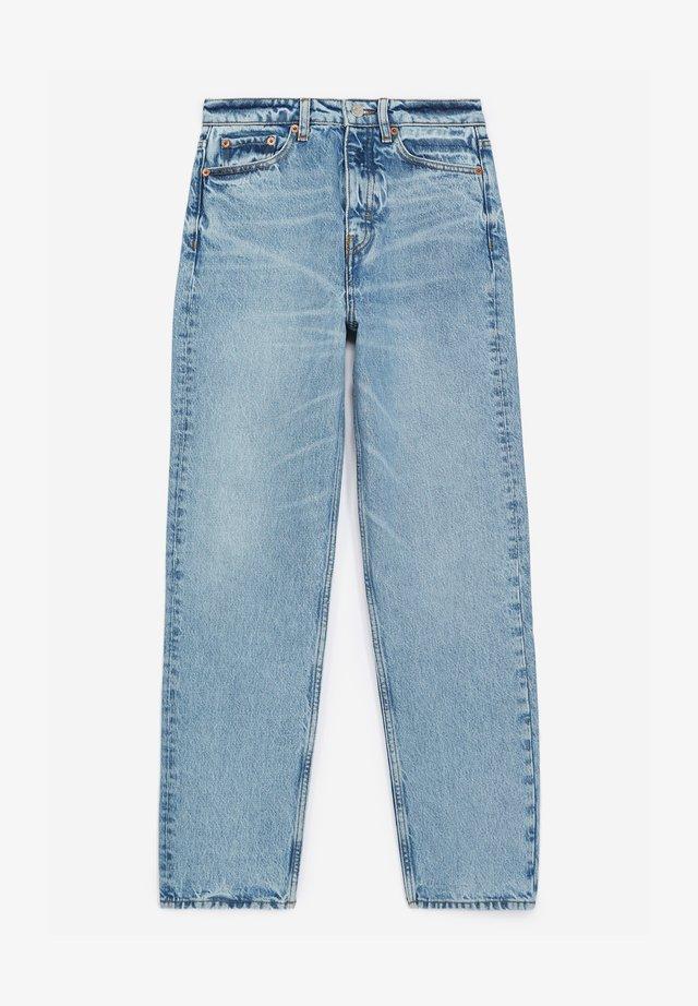 Jeansy Straight Leg - light blue