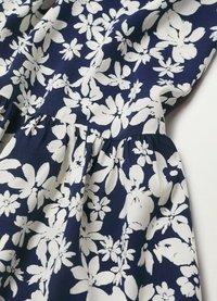 Mango - Vestido informal - azul marino oscuro - 5