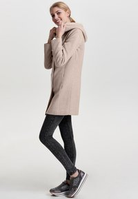 ONLY - Short coat - light grey - 1