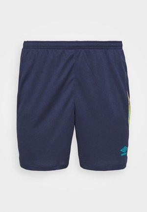 GRAPHIC SHORT - Sports shorts - peacoat
