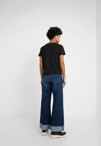 MICHAEL Michael Kors - BABY TEE - Print T-shirt - black - 2