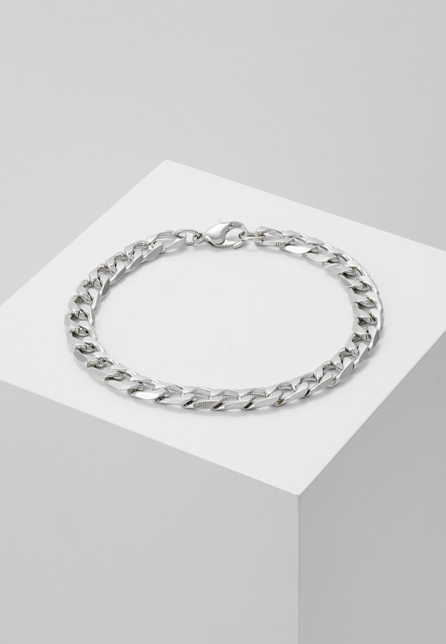 CHAIN BRACELET - Bracciale - silver-coloured