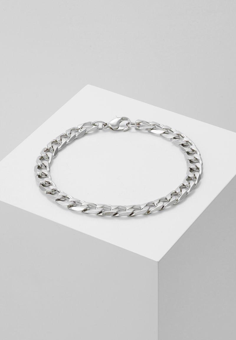 Burton Menswear London - CHAIN BRACELET - Pulsera - silver-coloured