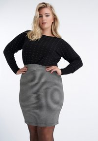MS Mode - Pencil skirt - multi-color - 3