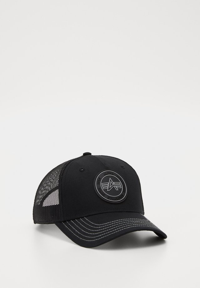 TRUCKER PATCH - Casquette - black
