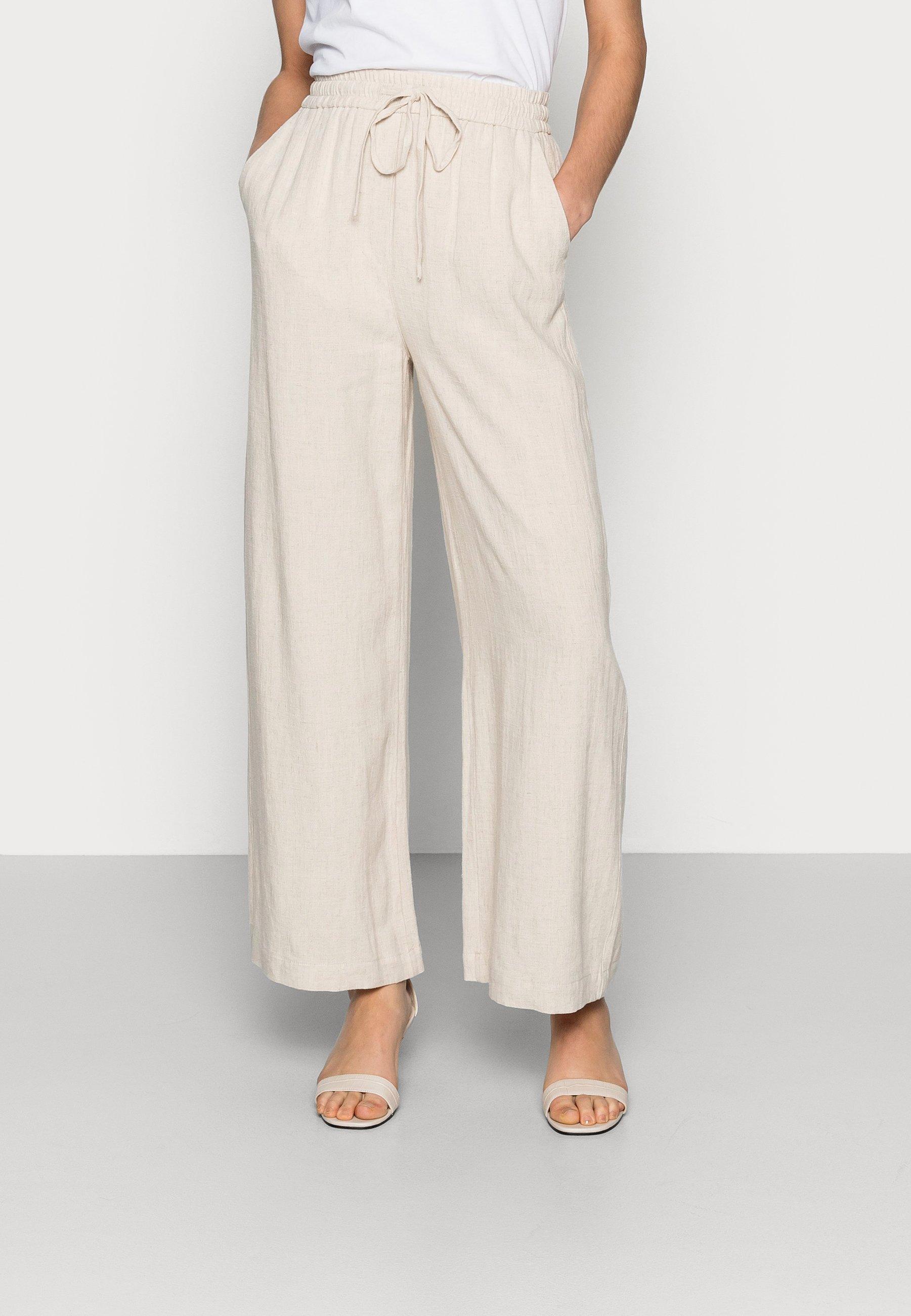 Women SMIA ANKLE PANTS - Trousers