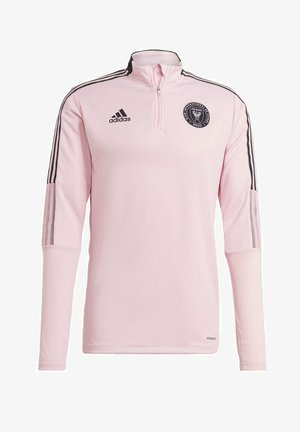 IMCF TR TOP - Long sleeved top - pink