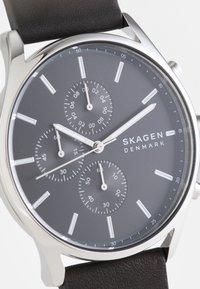Skagen - HOLST - Horloge - black - 4