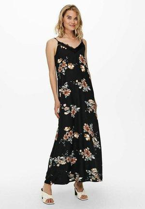 SPITZE - Maxi dress - black