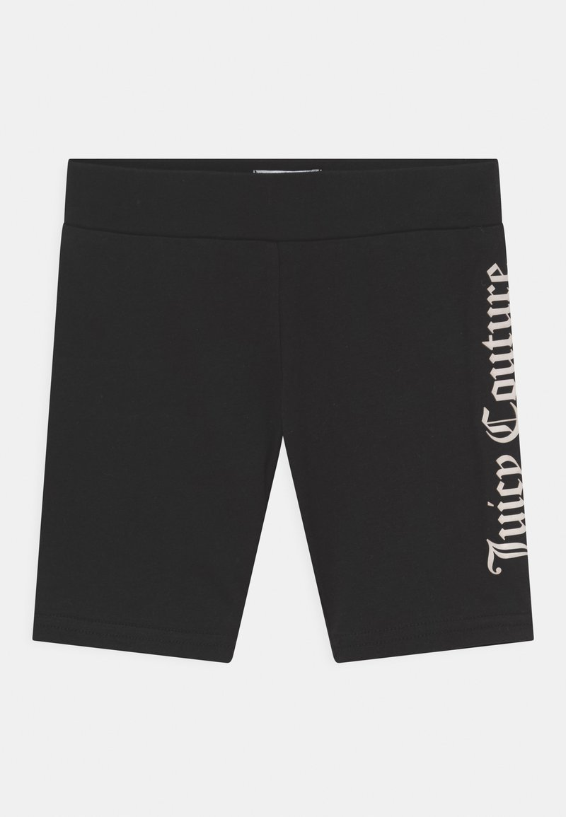 Juicy Couture - JUICY CYCLE - Shorts - black