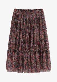 Next - A-line skirt - multi-coloured - 0