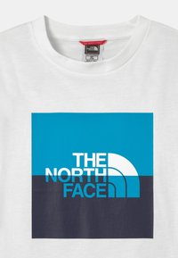 The North Face - YOUTH HALF DOME UNISEX - T-shirt print - white/meridian blue/aviator navy - 2
